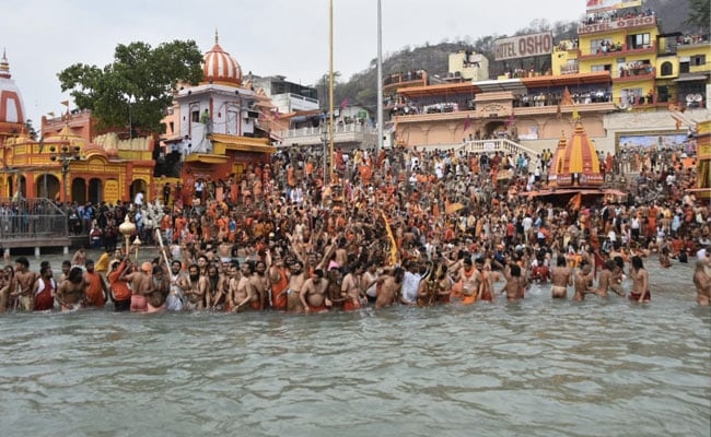 Unfair To Call Kumbh Mela Covid 'Super-Spreader', Says Top Official