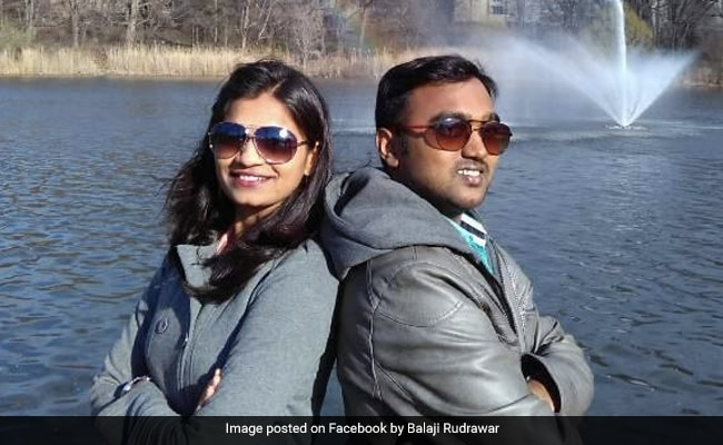 Indian Techie, Pregnant Wife Found Dead In US, Daughter, 4, Seen Crying In Balcony