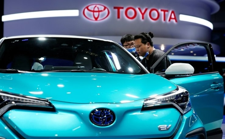 Toyota has so far been largely unscathed, likely due to its chip stockpiling policy