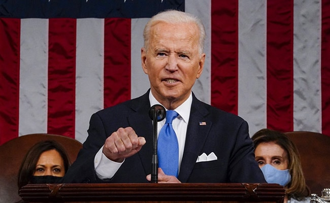 Joe Biden To Make Televised Remarks After Israel-Hamas Ceasefire: White House