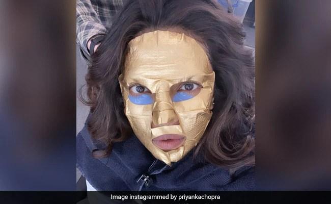 Viral: Priyanka Chopra's Pic From The Sets Of Citadel