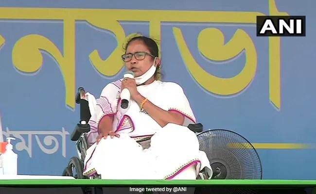 Mamata Banerjee Accuses BJP Of Spreading Misinformation On Raising Narayani Sena