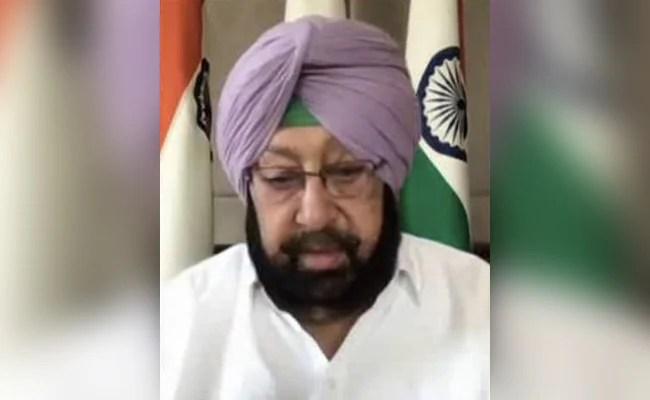 'Don't Disturb Punjab, Move Protest To Delhi': Amarinder Singh To Farmers
