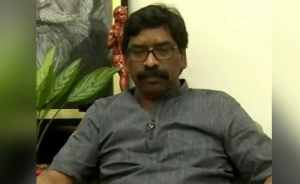 Jharkhand Prime Minister Hemant Soren says at the NDTV Solutions Summit, 'Ministry of Defense Workforce Wanted to Deal with Covid Crisis'