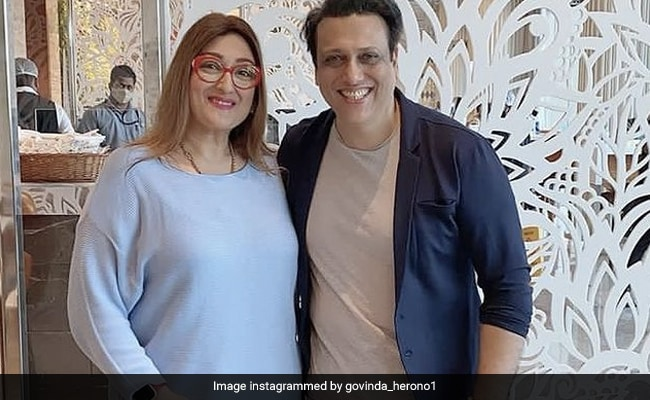 Govinda Tests COVID-Positive, 'Nothing To Worry About,' Says Wife Sunita