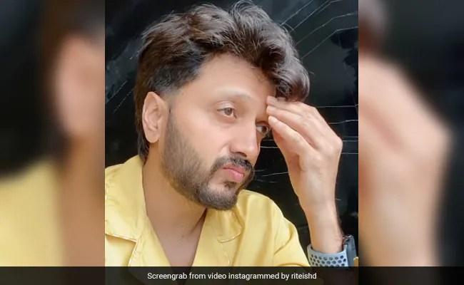 Riteish Deshmukh's Reaction To 'Kahaan Pe Headache Ho Raha Hai?'