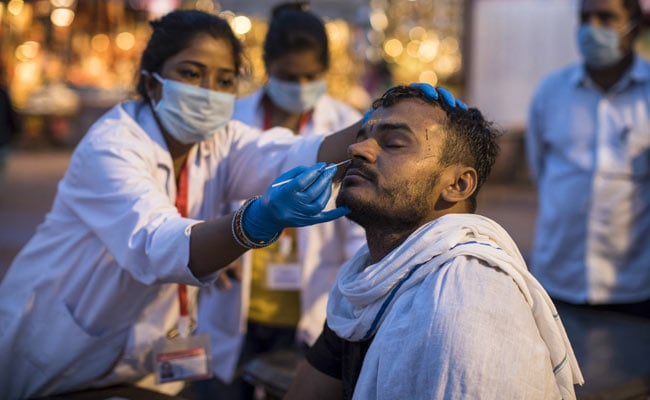 1.61 Lakh Fresh Covid-19 Cases In India, 1.36 Crore Total Cases