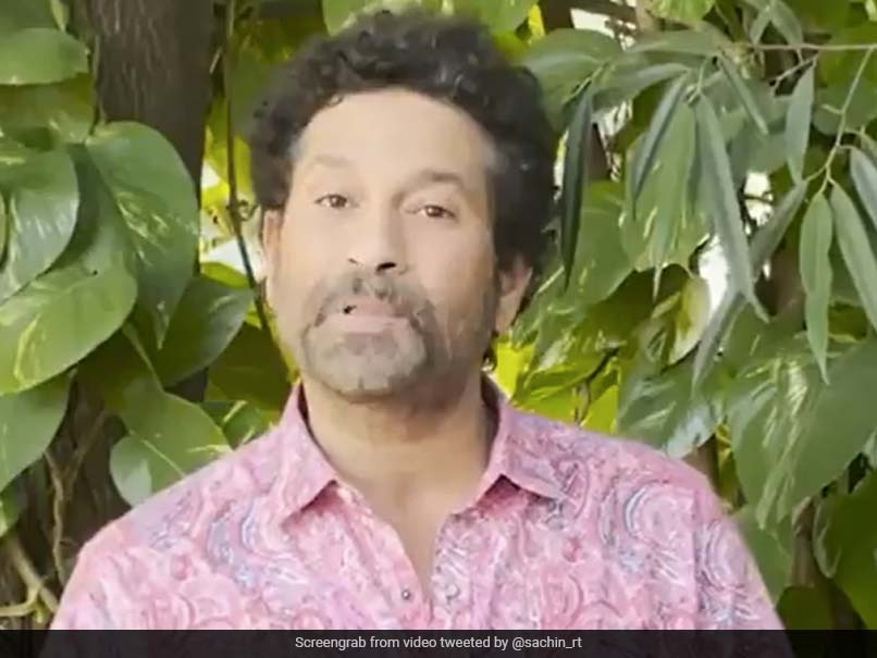 Sachin Tendulkar Thanks Fans For Birthday Wishes, Urges To Donate Blood Plasma For Covid-19 Patients. Watch   Cricket News