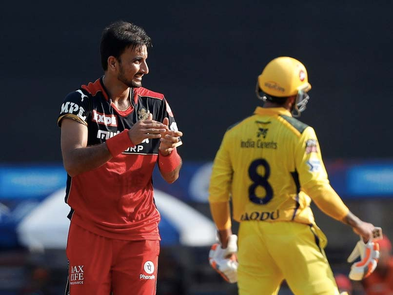 RCBs Harshal Patel Concedes Most Expensive Over In History Of IPL vs CSK