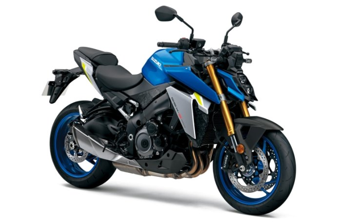 The Suzuki GSX-S1000 gets significantly updated for 2021