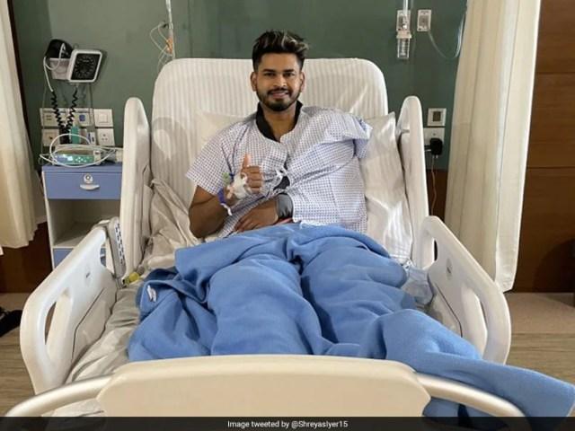 IPL 2021: Shreyas Iyer Completes Surgery, Says He Will