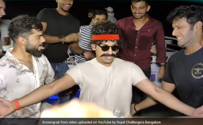 Virat Kohli To Harbhajan Singh: Cricketers Who Broke The Internet With Their Dance Moves