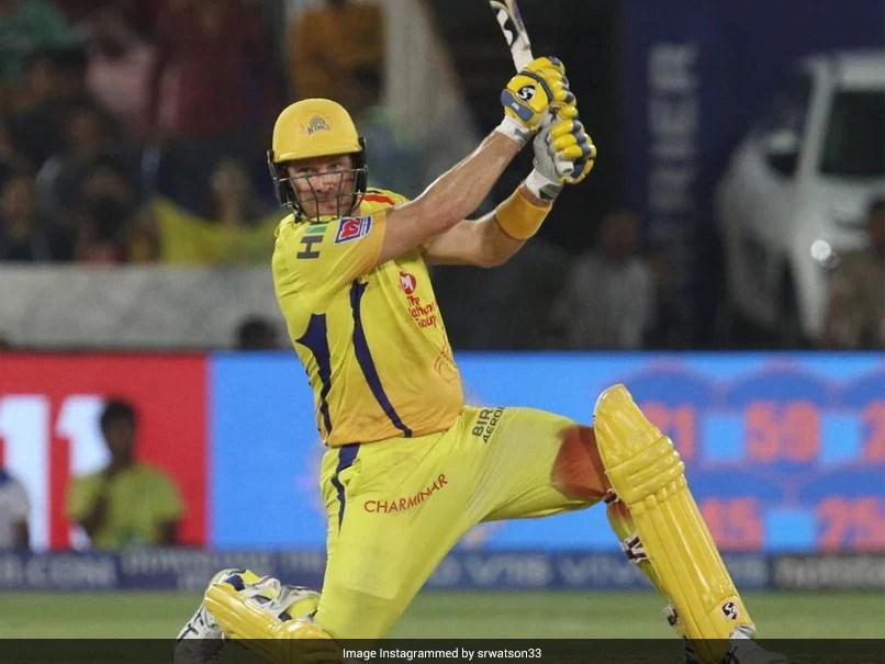 Ahead Of IPL 2021, Shane Watson Gets Nostalgic Over