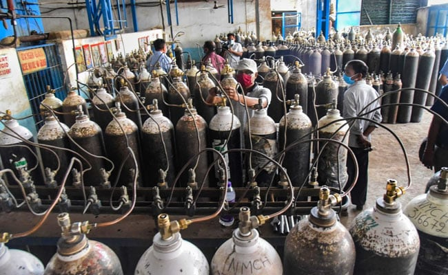 Liquid Oxygen Only For Medical Use, No Industry Exempted: Centre | Latest News Live | Find the all top headlines, breaking news for free online April 25, 2021