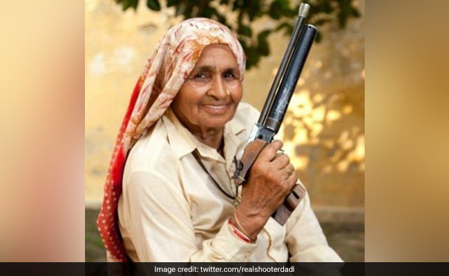 """""""Shooter Dadi"""" Chandro Tomar Tests Positive For Coronavirus, Hospitalised 