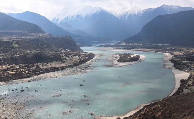 China's Plan For Mega Dam In Tibet Raises Concern In India