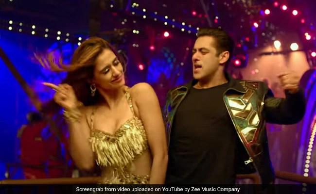 Radhe Song Seeti Maar: Salman Khan Is No Allu Arjun. Bonus - Disha Patani