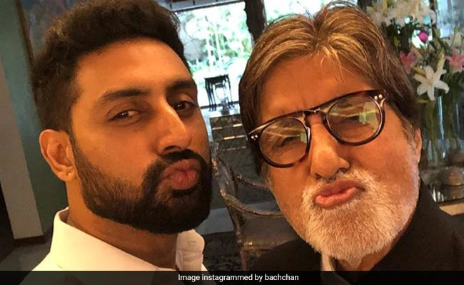 What Amitabh Bachchan Told Abhishek When He Said That He Was 'Not Made For This Industry'