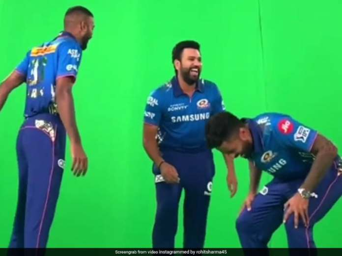 IPL 2021: Rohit Sharmas Fun BTS Video With Hardik Pandya, Suryakumar Yadav. Watch