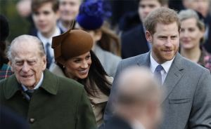 Prince Harry, but without Meghan Markle at Prince Philip's funeral: Palace