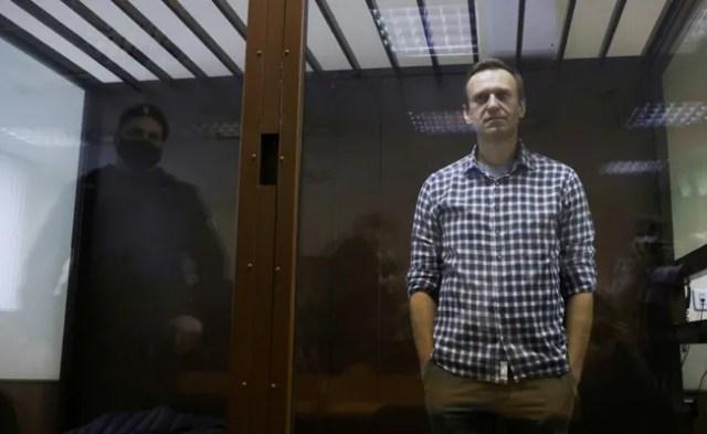 किडनी फेल होने के खतरे में भूख हड़ताल पर जेल क्रेमलिन क्रिटिक: मेडिक्स बॉडी