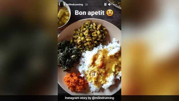 Milind Soman's Maharashtrian Thali Is The Perfect Wholesome Meal | Latest News Live | Find the all top headlines, breaking news for free online April 29, 2021