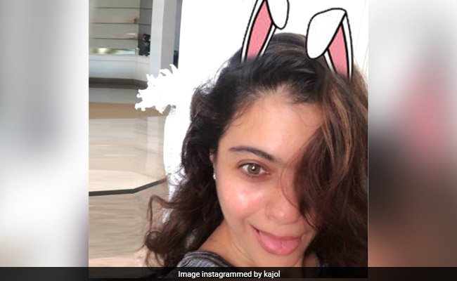 Kajol's Quick Recovery After Confusing Easter With Christmas. See Her ROFL Post