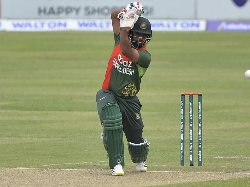Bangladesh Skipper Tamim Iqbal Fined 15 Percent Match Fee For Use Of