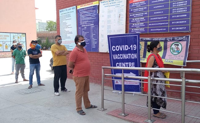 Third phase Of Covid Vaccination For People Above 18 Begins In Delhi