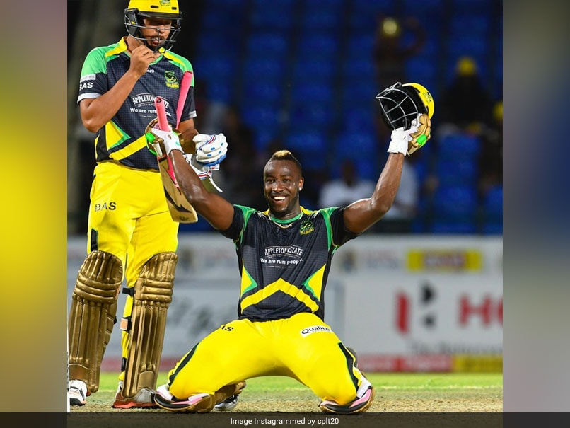Andre Russell, Carlos Brathwaite Among 7 Players Retained By Jamaica Tallawahs Ahead Of CPL 2021