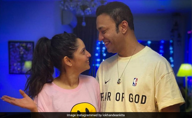 Ankita Lokhande And Boyfriend Vicky Jain's 'Worlds Changed' When Their Eyes Met. See Pics