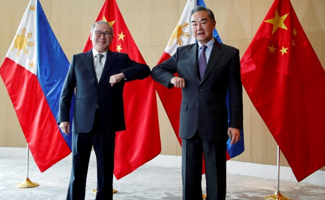 China Calls For 'Basic Etiquette' After Philippine Minister's Outburst