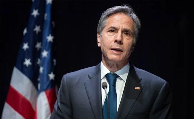 US Secretary Of State Presses China On Covid-Origin, Taiwan In Rare Call