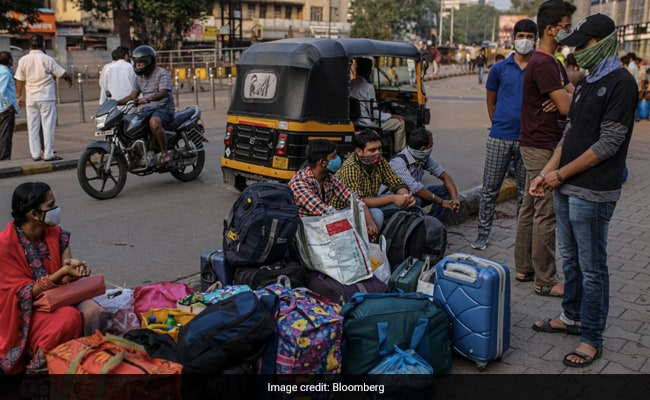 'In God's Hands': Tens Of Millions Plunge Into Poverty In Covid-Hit India