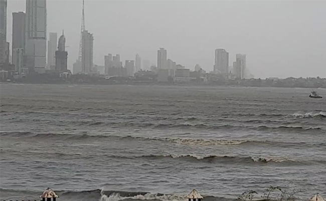 Cyclone Tauktae: Two Barges With 410 On Board Adrift Near Mumbai