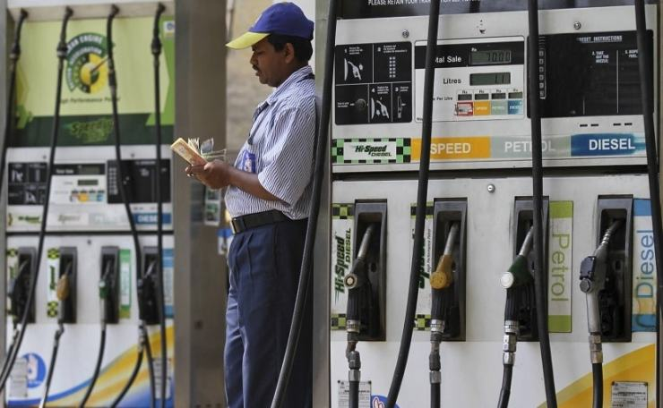Overall, in the metros, petrol rates have gone up by up to 29 paise, and diesel by up to 28 paise