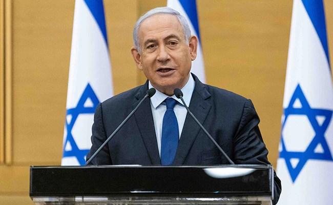 Israel's PM Benjamin Netanyahu Alleges 'Greatest Election Fraud'