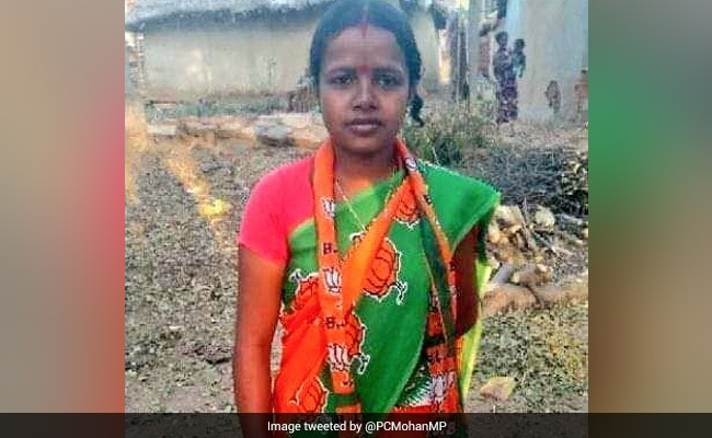 BJP's Chandana Bauri, Wife Of Daily Wage Labourer, Wins Saltora