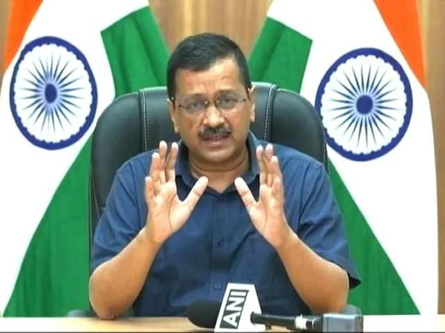 Delhi: What did CM Kejriwal say about vaccine, black fungus and lockdown