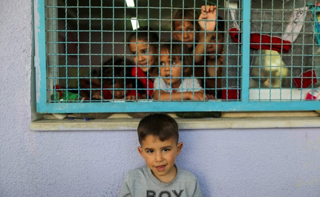 Over 52,000 Palestinians Displaced In Gaza: UN Aid Agency