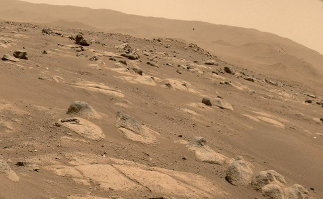 'New Sounds From Mars':  NASA Rover Records Helicopter Flight. Watch