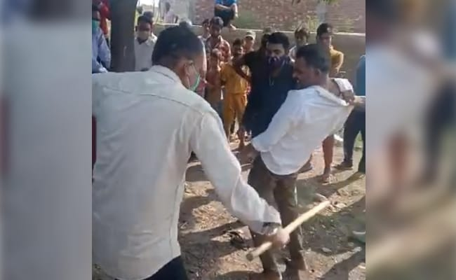 Muslim Man In UP Assaulted By Cow Vigilantes, Cops File Case Against Him