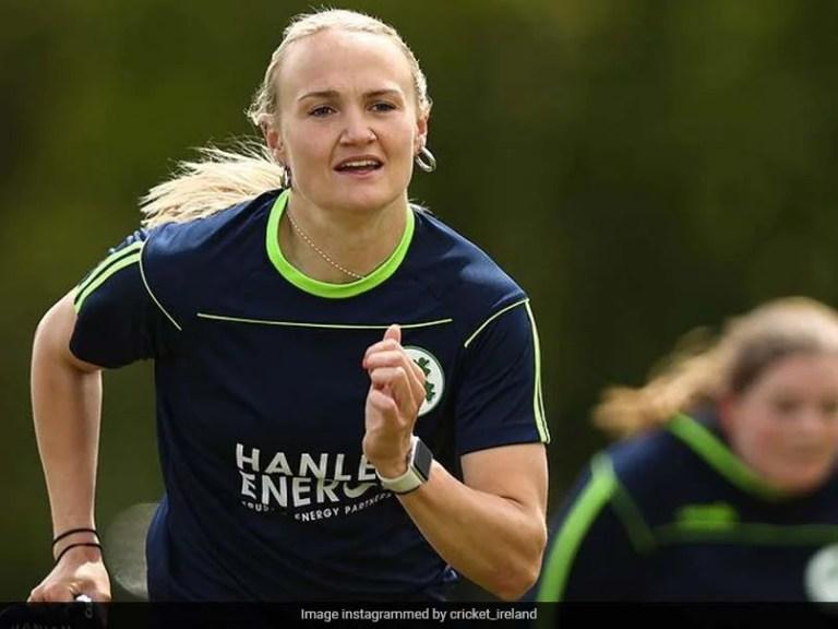 आयरलैंड महिला बनाम स्कॉटलैंड महिला: पहला T20I बारिश के कारण पुनर्निर्धारित |  क्रिकेट खबर
