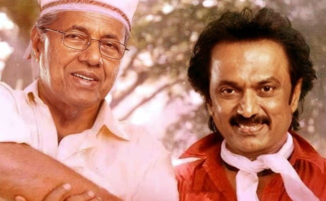 When MK Stalin Became Rajinikanth: Image Of The Day