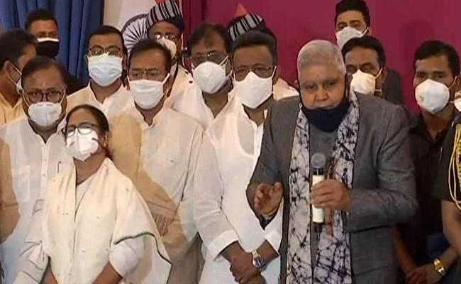 बंगाल हिंसा : CM पद की शपथ के बाद 'छोटी बहन ममता बनर्जी' को राज्यपाल ने दिया सीधा-सीधा संदेश