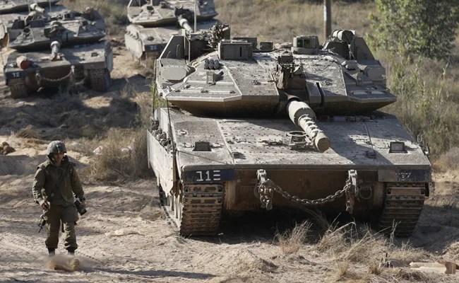 Hamas 'Misjudged' Strength Of Response, Says Israel Army Chief
