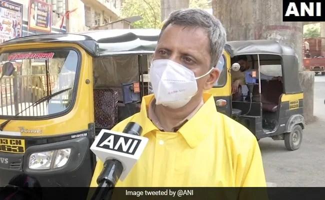 Mumbai School Teacher Drives Auto-Rickshaw To Ferry Covid Patients For Free