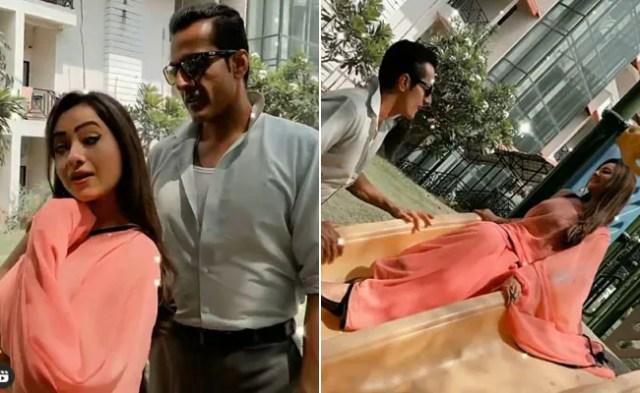 मदालसा शर्मा ने किया शिल्पा शेट्टी के गाने 'चुरा के दिल मेरा' पर किलर अंदाज में डांस, वायरल हुआ Video