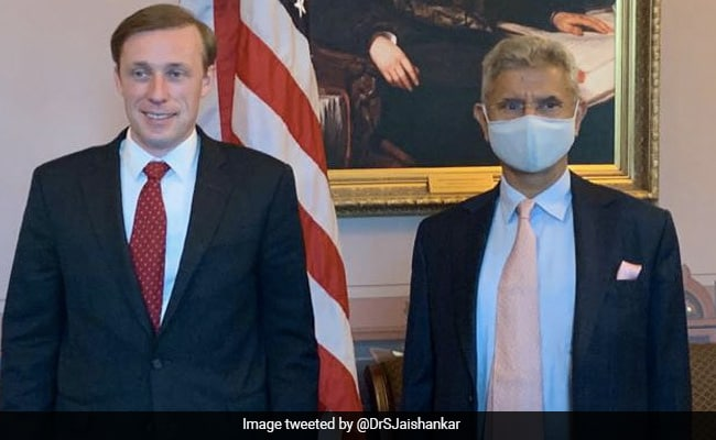 वार्ता ने भारत-अमेरिका साझेदारी को और मजबूत किया है, सहयोग का बढ़ाया एजेंडा: विदेश मंत्री