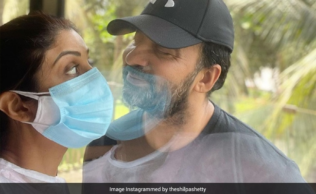 'Love In The Time Of Corona', Writes Shilpa Shetty In Her Latest Post For COVID-Positive Raj Kundra